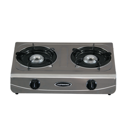 2-Bruner Gas Stove の画像