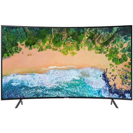 Samsung UHD Curved TV NU7300의 그림
