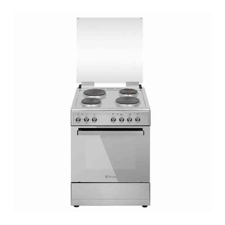 4 Electric Plates Electric Oven+ Electric Grill Rotisserie TFE6004FRX の画像