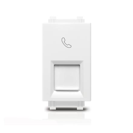 1M RJ11 Telephone Socket Origami Style の画像