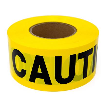 Warning/Caution Tape 3 x 300M の画像