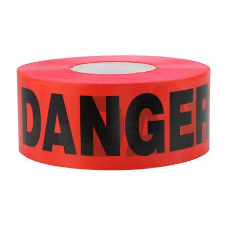 Warning/Danger Tape 3 x 300 M の画像