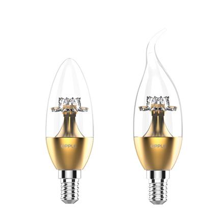 Opple LED Utility1 Candle の画像