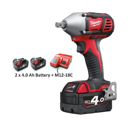 Picture of Impact Wrench Set M18BIW12-402C