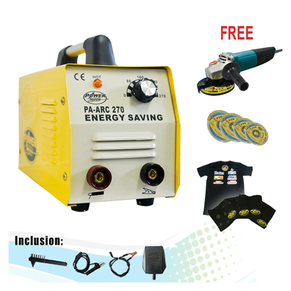 Picture of Portable Welding Machine PA-ARC-270