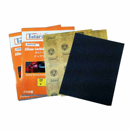 Silicon Carbide Waterproof Paper SCWP-0060 の画像