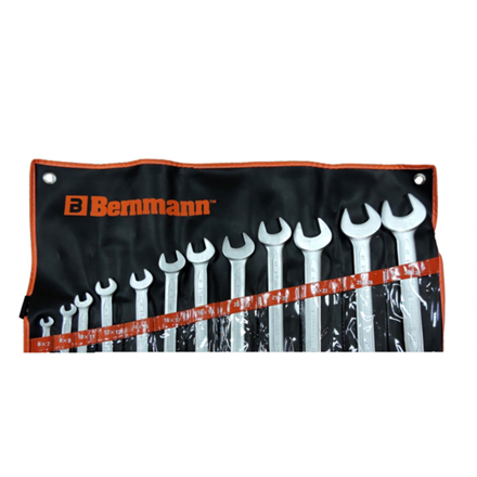 Double Open End Wrench (12 Pieces) B-05-632PB の画像