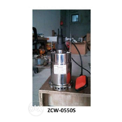 Picture of Submersible Pumps Clear Water Stainless Body ZCW-0550S
