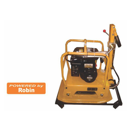 Plate Compactor Reversible T-125-EY20의 그림