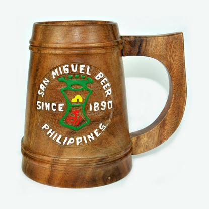 Picture of Acacia Beer Mug- 0054-0038