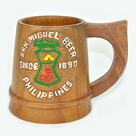 Acacia Beer Mug- 0054-0040 の画像
