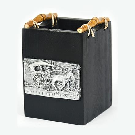 Pen Holder Box with Kalesa - 0137-0639 の画像