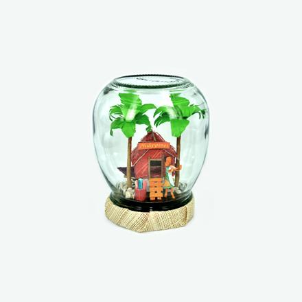 Magic Bottle Bahay Kubo- 0223-0216 の画像