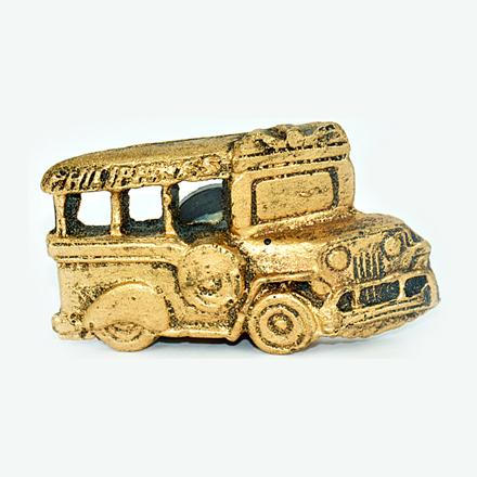 Resin Magnet Jeepney- 0440-3118 の画像