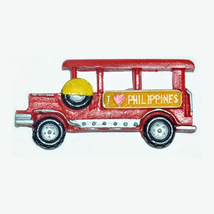 Jeepney Ref Magnet- DSC-5198의 그림