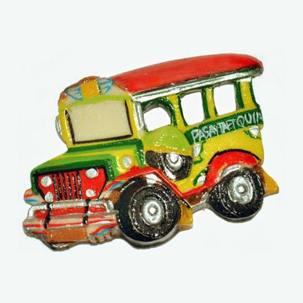 Jeepney Ref Magnet- DSC-5203 の画像