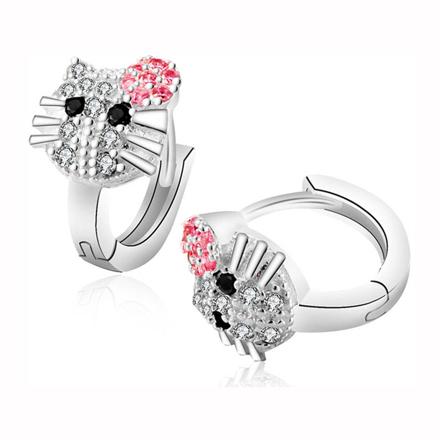 925 Silver Jewelry,Clip Earrings- ER-479 の画像