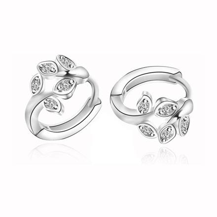 925 Silver Jewelry,Clip Earrings- ER-482 の画像