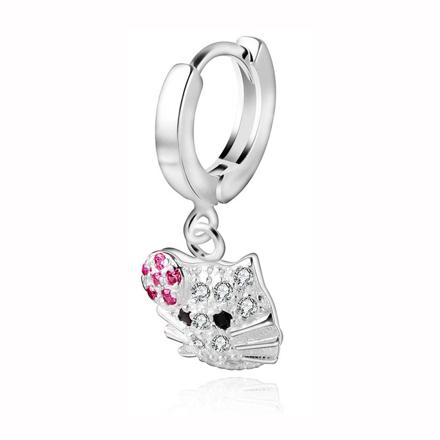 925 Silver Jewelry,Clip Earrings- ER-485 の画像