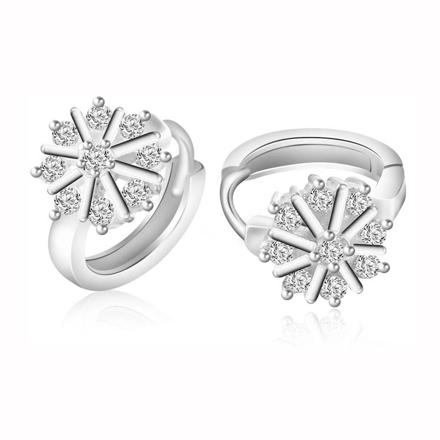 925 Silver Jewelry,Clip Earrings- ER-505 の画像
