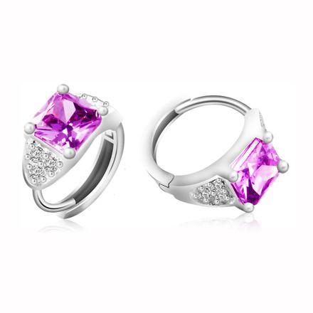 925 Silver Jewelry,Clip Earrings- ER-511 の画像