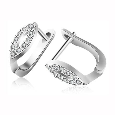 925 Silver Jewelry,Clip Earrings- ER-522 の画像