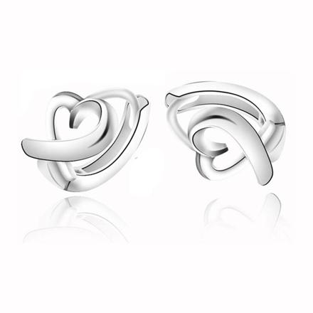 925 Silver Jewelry,Clip Earrings- ER-524 の画像