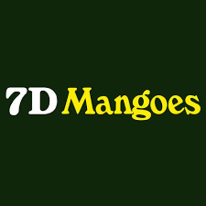 제조업체 그림 7D Mangoes