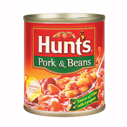 Picture of Hunt's Pork and Beans Original 230g