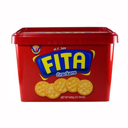 Monde M.Y. San Fita Crackers 600g の画像