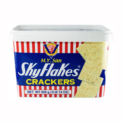 Picture of M.Y. San SkyFlakes Crackers 850g