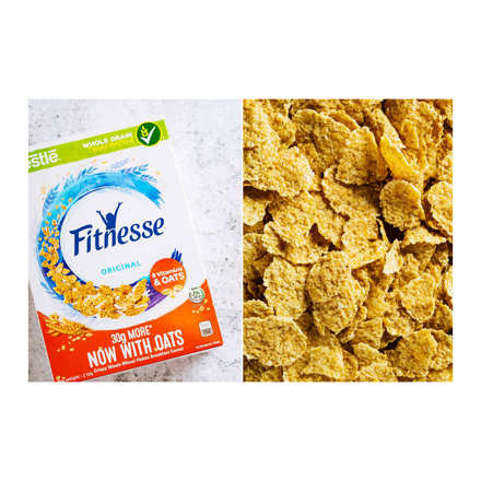 Fitnesse Breakfast Cereals 210g の画像
