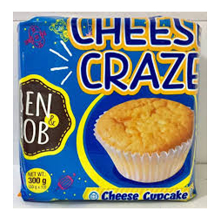 Cheese Craze, Cheese Cupcake, Ben & bob cheese craze/double trouble の画像