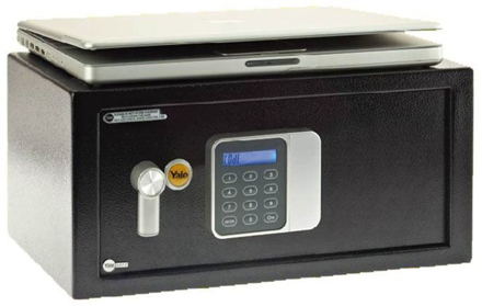 Yale Guest Digital Safe Box Laptop - YLG200DB1 の画像