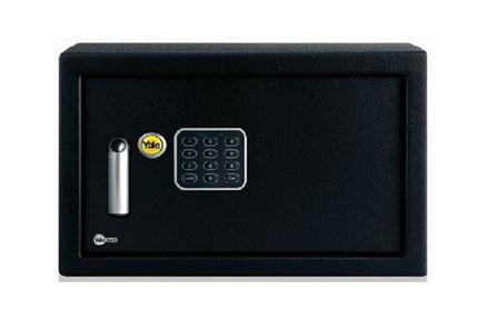 Yale Home Electronic Safe Box (Medium) - YSV/250/DB1 の画像