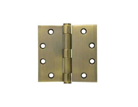 Yale Plain Door Hinge - 4 x 4 x 2 mm PB SSSB の画像