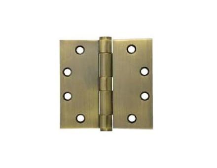 Yale Plain Door Hinge - 4 x 4 x 2 mm PB SSSB의 그림