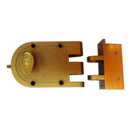 Rim Locks, Single Cylinder Deadlock V198의 그림