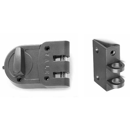 Rim Locks, Automatic Deadbolt V297 の画像