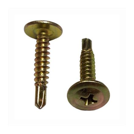 100 Pcs Philip Button Head, Self Drilling Screw Button Head の画像