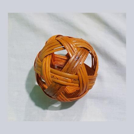 Small Sepak Takraw Bamboo, U04SSTB の画像