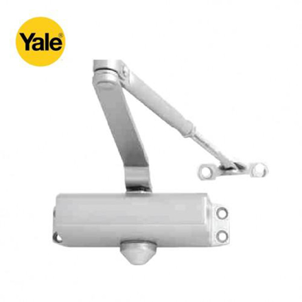 Yale Y602 Series Door Closer, Silver, Y602SIL の画像