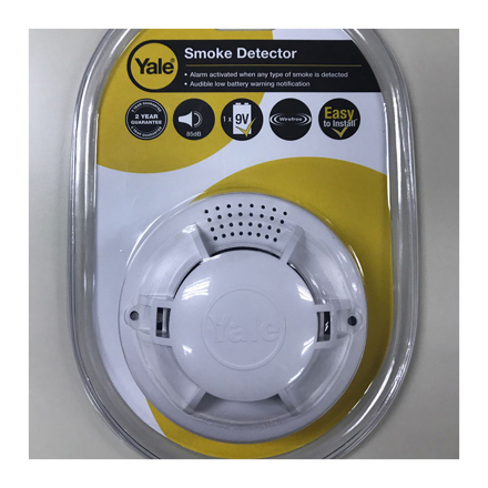 Yale E-SD2, Smoke Detector, ESD2 の画像
