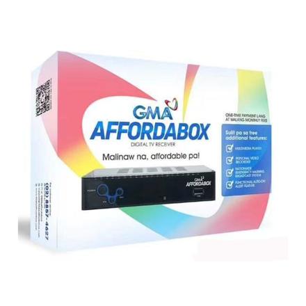 GMA Afforadabox의 그림