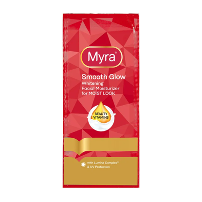 Picture of Myra Smooth Glow Whitening Facial Moisturizer 7ml, MYR18B