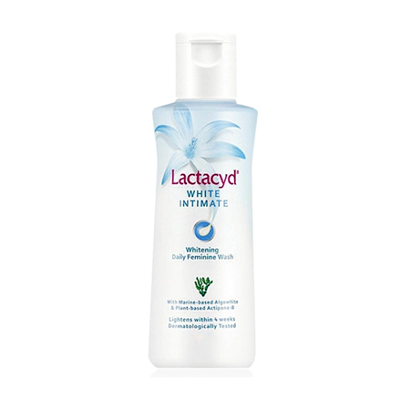 Lactacyd White Intimate Daily Feminine Wash 150ml, LAC03 の画像