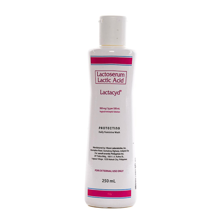 Lactacyd  Protecting Daily Feminine Wash, LAC07의 그림