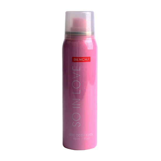 Picture of Bench So In Love Deo Body Spray,  HER03B