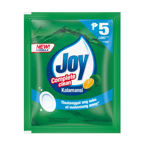 Picture of Joy Kalamansi Concentrate Dishwashing Liquid, JOY01