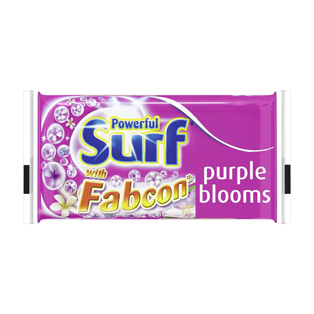 Surf Detergent Bar with Fabcon Purple Blooms, SUR56 の画像